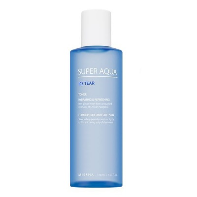 Тонер для лица Missha Super Aqua Ice Tear Toner
