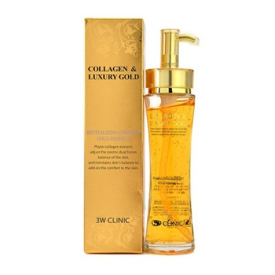 Эссенция для лица 3W Clinic Collagen & Luxury Gold Revitalizing Comfort Gold Essence
